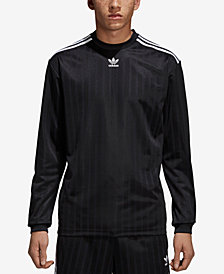 adidas Men's Originals Long-Sleeve Soccer Shirt