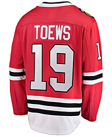 Men's Jonathan Toews Chicago Blackhawks Breakaway Player Jersey