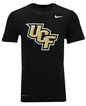 a1088f002 Nike Men's University of Central Florida Knights Dri-Fit Legend 2.0 Logo T- Shirt