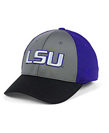 Top of the World LSU Tigers Division Stretch Cap