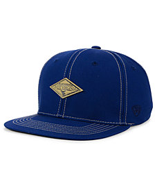 Top of the World West Virginia Mountaineers Diamonds Snapback Cap