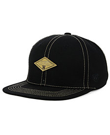 Top of the World Western Michigan Broncos Diamonds Snapback Cap