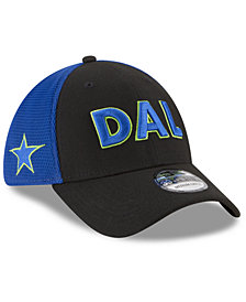 New Era Boys' Dallas Mavericks City Series 39THIRTY Cap