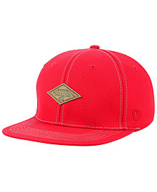 Top of the World Wisconsin Badgers Diamonds Snapback Cap