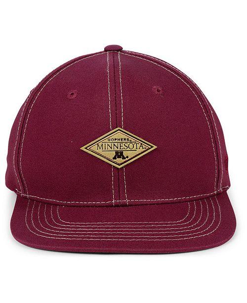 size 40 85c36 e8b60 ... Top of the World Minnesota Golden Gophers Diamonds Snapback Cap ...