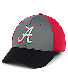 Top of the World Alabama Crimson Tide Division Stretch Cap