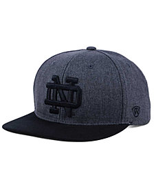 Top of the World Notre Dame Fighting Irish Dim Snapback Cap