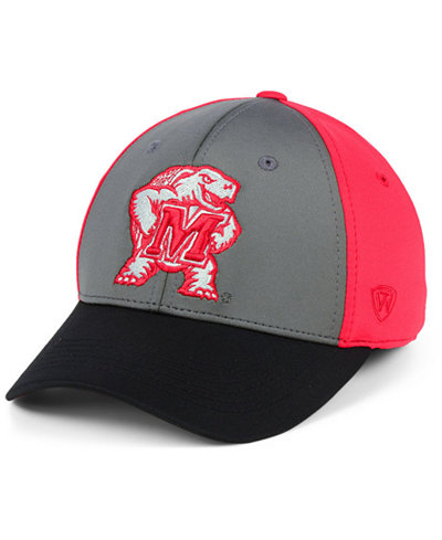 Top of the World Maryland Terrapins Division Stretch Cap