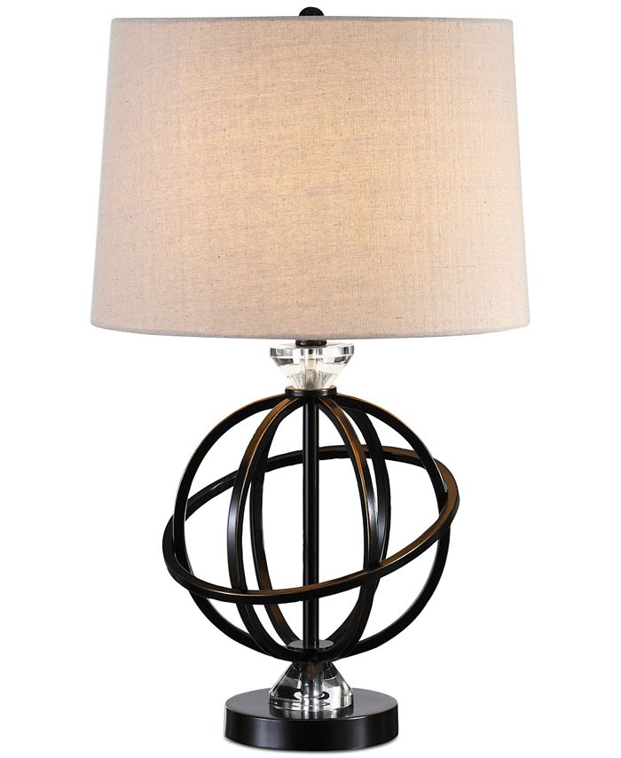 Uttermost - Armilla Metal Orb Table Lamp