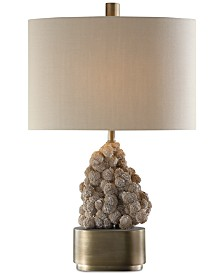 Uttermost Desert Rose Table Lamp