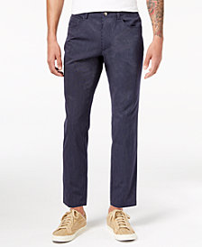 I.N.C. Men's Slim-Fit Pinstripe Pants, Created for Macy's