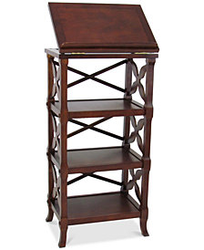 Calbe 3-Shelf Bookcase, Quick Ship