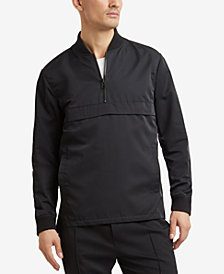 Kenneth Cole.Quarter Zip Anorak