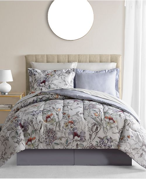 Fairfield Square Collection Evelyn 6-Pc. Reversible Twin Comforter Set