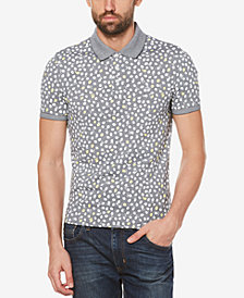 Original Penguin Men's Slim- Fit Lemon-Print Polo
