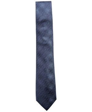 Alfani Men's Dot Silk Slim Tie, Created for Macy's 5601772