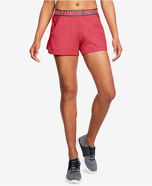 36e9ceb39ab3 Under Armour Play Up 2.0 Shorts & Reviews - Shorts - Women - Macy's