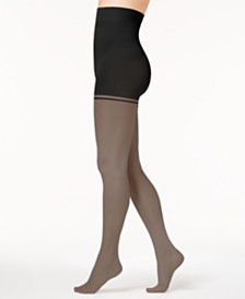 DKNY Women's  Control-Top Sheer Tights