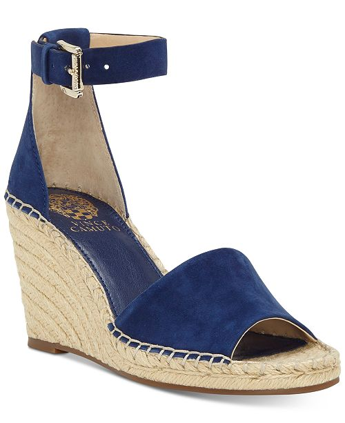 9534c16489c Vince Camuto Leera Espadrille Wedge Sandals   Reviews - Sandals ...