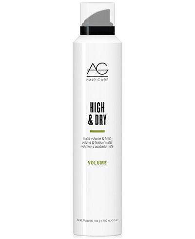 AG Hair High & Dry, 5-oz., from PUREBEAUTY Salon & Spa
