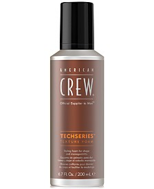 American Crew Techseries Texture Foam, 6.7-oz., from PUREBEAUTY Salon & Spa