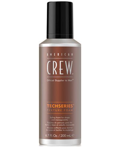 American Crew Techseries Texture Foam, 6.7-oz., from PUREBEAUTY Salon & Spa