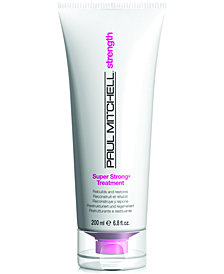Paul Mitchell Super Strong Treatment, 6.8-oz., from PUREBEAUTY Salon & Spa