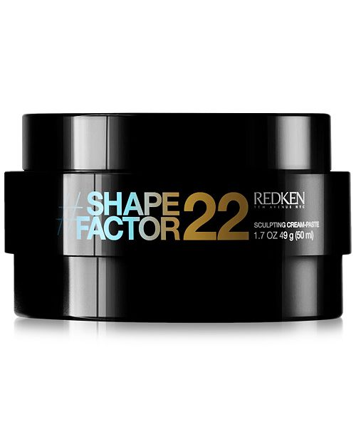 Redken Shape Factor 22 Sculpting Cream-Paste, 1.7-oz., from PUREBEAUTY Salon & Spa
