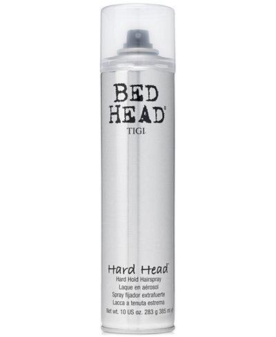 TIGI Bed Head Hard Head Hairspray, 10-oz., from PUREBEAUTY Salon & Spa