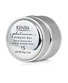 Kenra Professional Platinum Working Wax 15, 1.4-oz., from PUREBEAUTY Salon & Spa