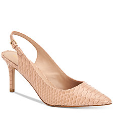 BCBGeneration Marci Slingback Pumps