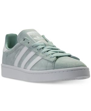 pretty nice 7de6c f247a Adidas Originals Adidas MenS Campus Adicolor Casual Sneakers From Finish  Line In Green