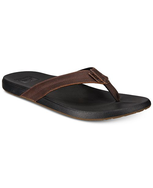 fd4d5fd1906 REEF Men s Cushion Bounce Phantom Sandals   Reviews - All Men s ...