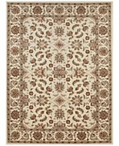 CLOSEOUT! KM Home Pesaro Meshed Ivory Area Rug
