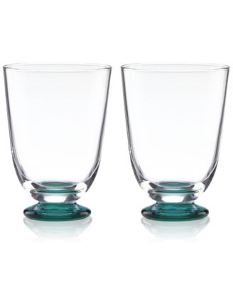 CLOSEOUT! Charles Lane Stemless Wine Glasses, Set of 2
