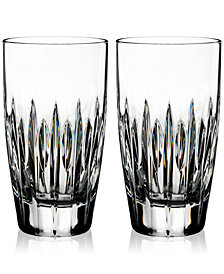 Waterford Mara Highball Glass Pair