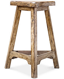 Luther Counter Stool, Quick Ship
