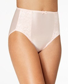 Bali Double Support Collection Hi Cut Brief Underwear DFDBHC