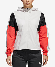 adidas Colorblocked Wind Jacket