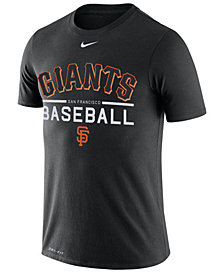 Nike Men's San Francisco Giants Dry Practice T-Shirt