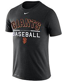 Nike Men's San Francisco Giants Dry Practice T-Shirt