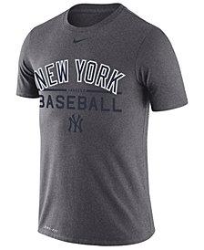 Nike Men's New York Yankees Dry Practice T-Shirt