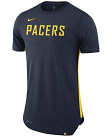 Nike Men's Indiana Pacers Alternate Hem Short Sleeve T-Shirt