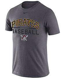 Nike Men's Pittsburgh Pirates Dry Practice T-Shirt