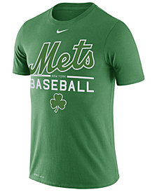 Nike Men's New York Mets Clover Dry Practice T-Shirt