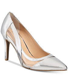 Thalia Sodi Nayomi Cut-Out Pumps, Created for Macy's