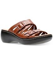 1cfc4ecb68732 Clarks Collection Women's Delana Liri Sandals