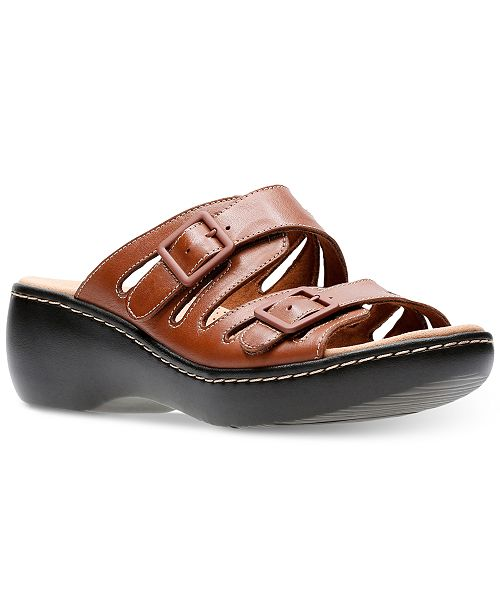 c8e470b9432 Clarks Collection Women s Delana Liri Sandals   Reviews - Sandals ...