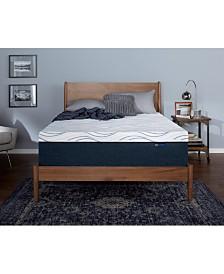 "Serta Perfect Sleeper 14"" Express Luxury Medium Firm Mattresses - Quick Ship, Mattress In A Box"