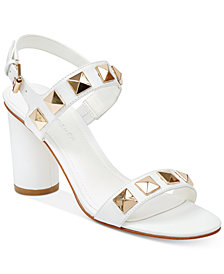 Marc Fisher Panna Studded City Sandals